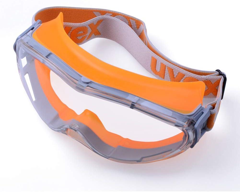 Gafas protectoras, gafas de protección transparente Gafas Equipo de Protección Personal Protección de los ojos Gafas de sellado resistente a los arañazos protector ocular