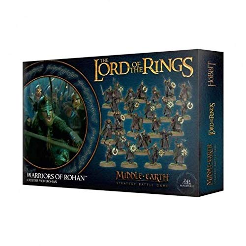 Warriors of Rohan
