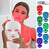Led Face Mask with 7 Color...