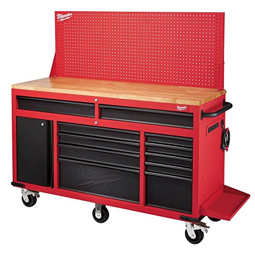 Our #6 Pick is the Milwaukee 48-22-8560 Workbench