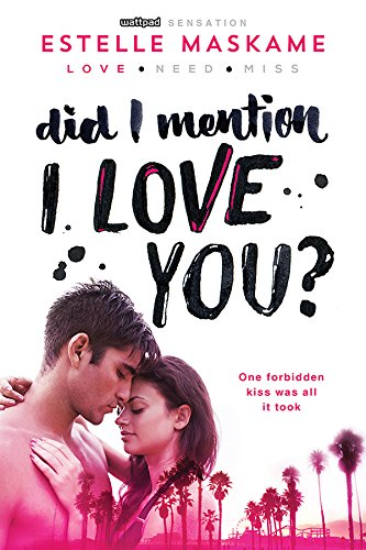 Book Cover for Did I Mention I Love YOu