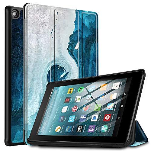 IVSO Funda para Fire 7 2019, para Fire 7 2019 Funda, Funda Case para Fire 7 Tablet (9.ª generación - Modelo de 2019), CH-41