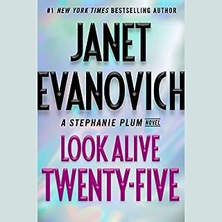 Look Alive Twenty Five Audiobook Cover Art