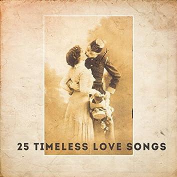 25 Timeless Love Songs