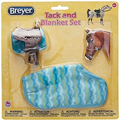 Breyer Classics Tack and Blanket Set Western
