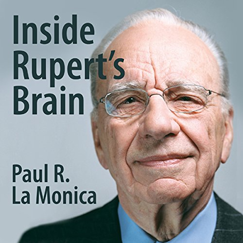 Inside Rupert's Brain audiobook cover art