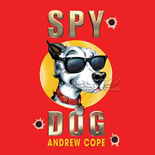 Spy Dog cover art