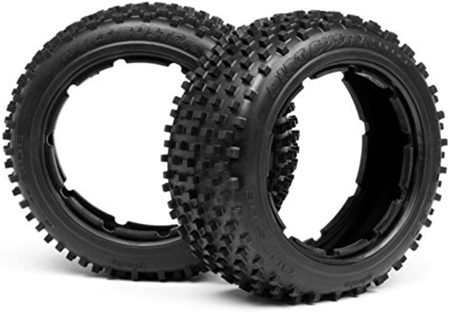 Dirt Buster Tire M Compound(2) Baja by HPI Racing