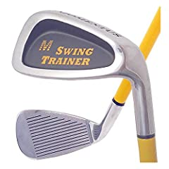 The Momentous' evenly weighted shaft generates momentous that causes the club to swing along a balanced, proper plane Through repetitions, a golfer ingrains the feel for swinging the club on-plane which leads to a drastic improvement in consistency a...