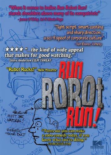 Run Robot Run [Reino Unido] [DVD]