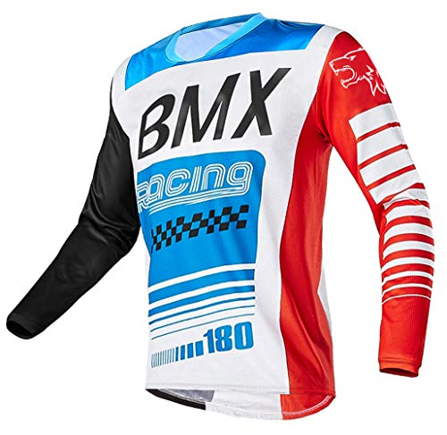 Maillot De Ciclismo Color Blanco marca Wisdom Leaves