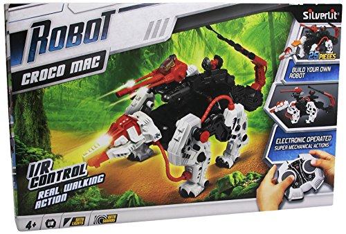 Rocco Giocattoli 20731499 - Robot Croco Mac Set