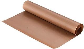 Juego de 6, 40 x 60 cm Redmoo Papel de Horno Resistente al Calor y con Revestimiento Antiadherente Que se Papel de Hornear Premium Hecho de Fibra de Vidrio Papel de Hornear Reutilizable