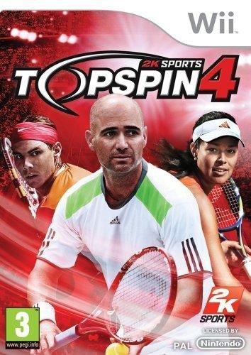 Top Spin 4 [Importación francesa]