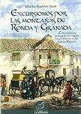 Excursiones por las montañas de Ronda y Granada (Alforja)