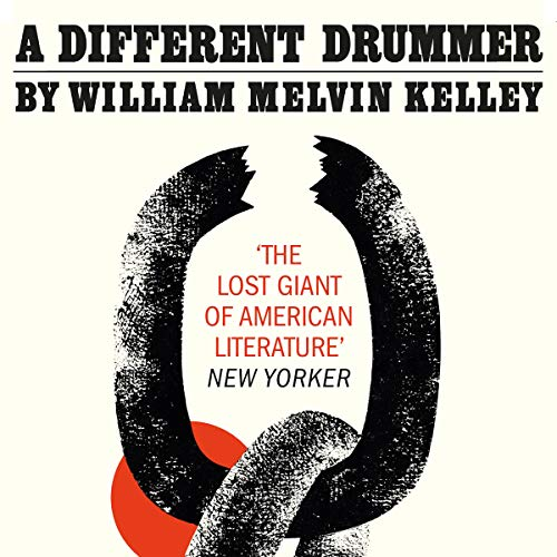 A Different Drummer audiobook cover art