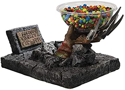 Nightmare on Elm Street Freddy Krueger Tombstone Candy Bowl Holder