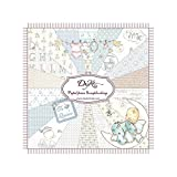 Dayka Trade Kit de Scrapbooking Niño 20x20cm