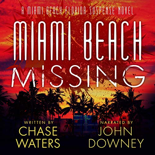 Miami Beach Missing cover art
