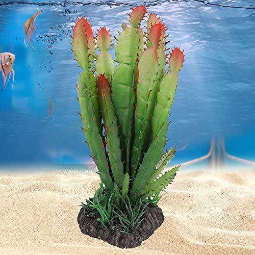 Semiter 𝐁𝐥𝐚𝐜𝐤 𝐅𝐫𝐢𝐝𝐚𝒚 𝐒𝐚𝐥𝐞 Simulation Wasserpflanzen, Laubfrösche Terrarium Künstliche Wasserpflanzen, lebensechte Pflanzenmodellierung Lebensräume Reptilien für Aquarienfischbecken