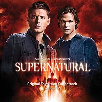 Supernatural: Seasons 1-5 (Original Television Soundtrack)