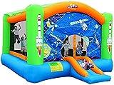 HRRF Kind aufblasbare Schlösser Outdoor Trampolin Indoor Kleine Kinder S Luftkissen Spielzeug Pool Kinder S Fitnessgeräte Sportspielplatz