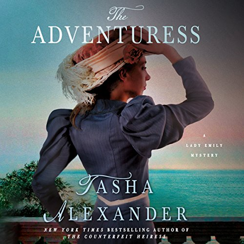 The Adventuress audiobook cover art