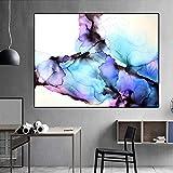 tzxdbh 13 Piezas de Pintura Retro Europea Acuarela HD surrealismo Pared Arte Sala Pintura Abstracta 30x45cm Pas Sin Marco