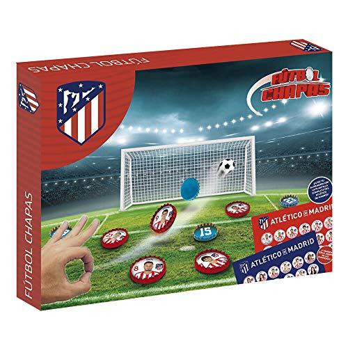Eleven Force Fútbol Chapas Atlético de Madrid (13064)