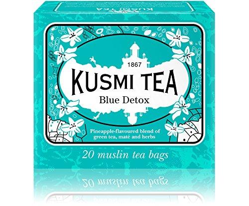 Kusmi Tea Blue Detox Té - 20 Unidades