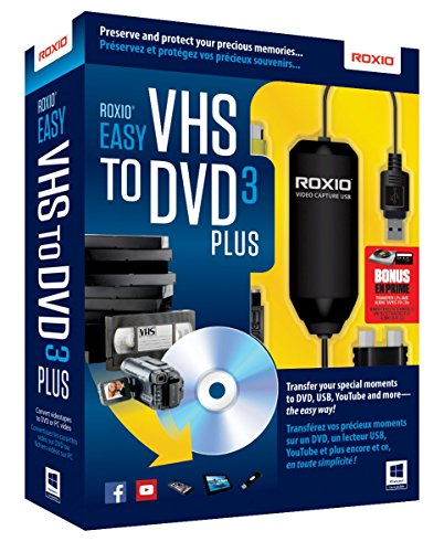Easy VHS to DVD 3 Plus