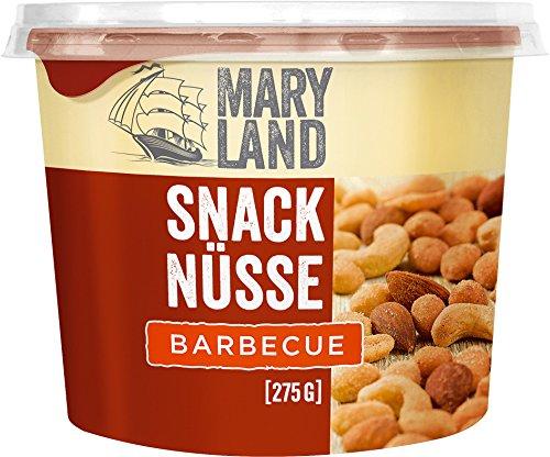 Maryland - Snack Nüsse Barbecue - 275g