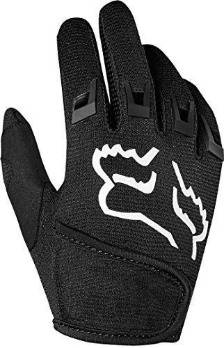 Fox Gloves Junior Dirtpaw Black Ks, 21981_001_KS, Schwarz