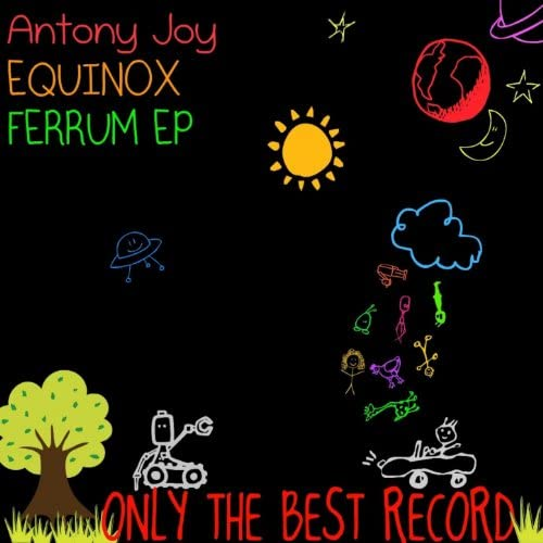Antony Joy