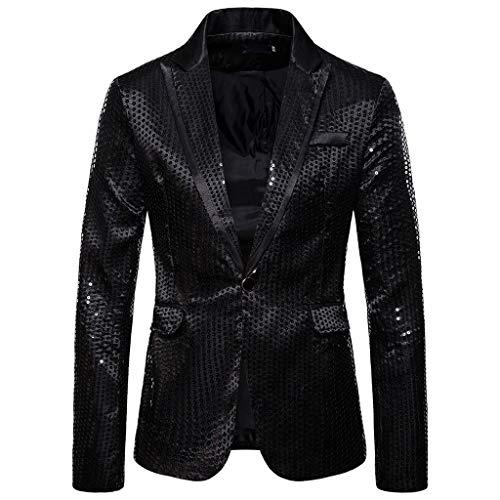 Blouson Cuir Noir Homme,Blouson Homme Moto Cuir,Manteau Homme Long Capuche,Blouson Homme Moto Cuir,Veste Homme Automne,Noir,M
