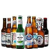 Alkoholfreies Bierpaket von BierSelect - 8 x alkoholfreies Bier (8 x 0,33l) in einem Geschenk Bier Paket -...