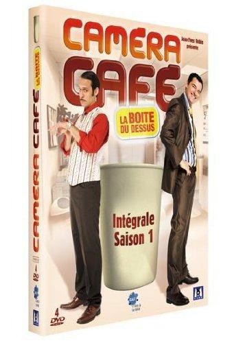 Caméra café, la boîte du Dessus-Saison 1
