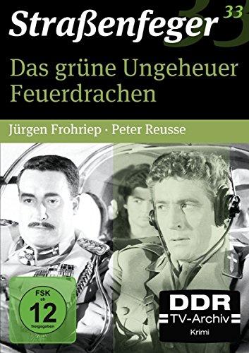 Straßenfeger 33: Das grüne Ungeheuer / Feuerdrachen (DDR TV-Archiv) (5 DVDs)