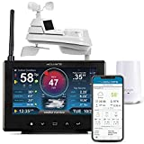 AcuRite Iris (5-in-1) Professional Weather Station with High-Definition Display...