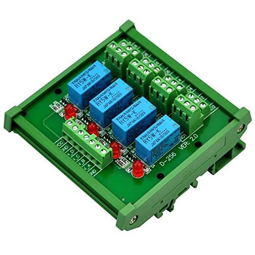 Terminal Block Electronics-Salon IDC40 2 x m/âle 20 broches 0,3 cm en-t/ête Breakout Board connecteur.
