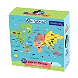 Product Image of the Mudpuppy Our World Jumbo Puzzle
