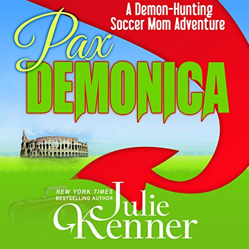 Pax Demonica audiobook cover art
