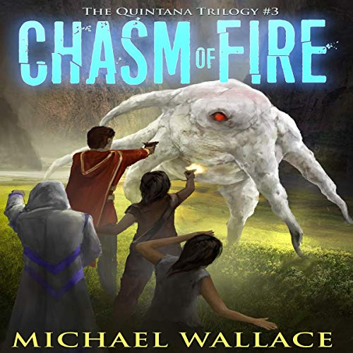 Chasm of Fire  audiobook cover art