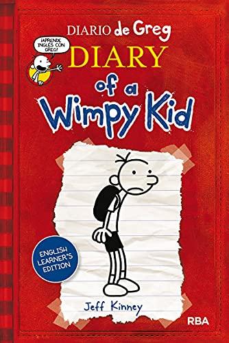 Diario de Greg 1. English Learner's Edition