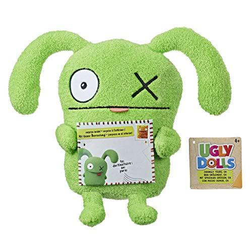 Hasbro UglyDolls Brieffreunde Plüschpuppe Ox, ca. 22 cm groß
