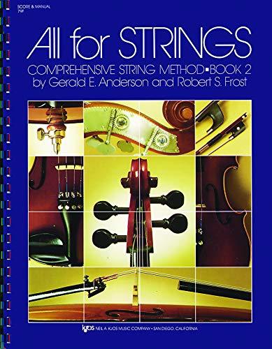 All for Strings : Comprehensive String Method (vol. 2 -Score)