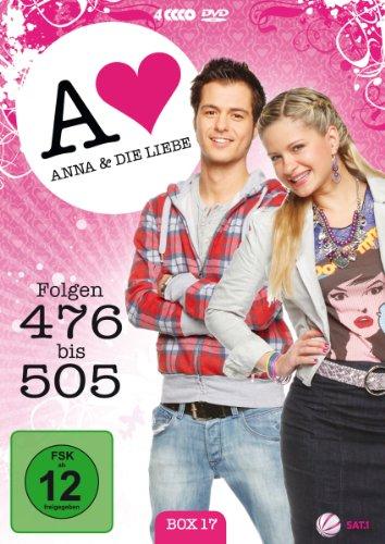 Box 17, Folgen 476-505 (4 DVDs)