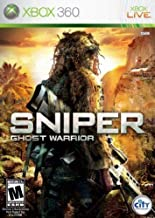 Sniper Ghost Warrior By City - Xbox 360