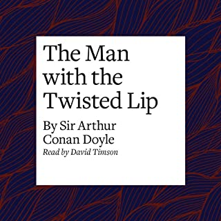The Man with the Twisted Lip cover art
