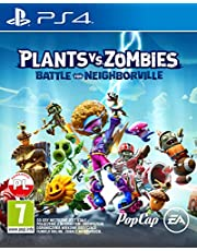 EA Plants vs Zombies Battle For NEIGHBORVILLE, PS4